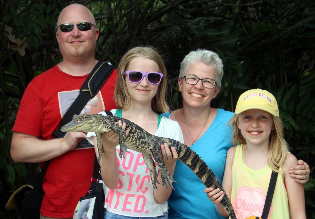 Vi var ikke helt færdige med Everglades