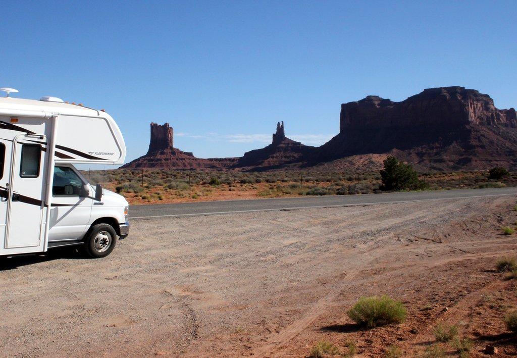 Monument Valley mangler