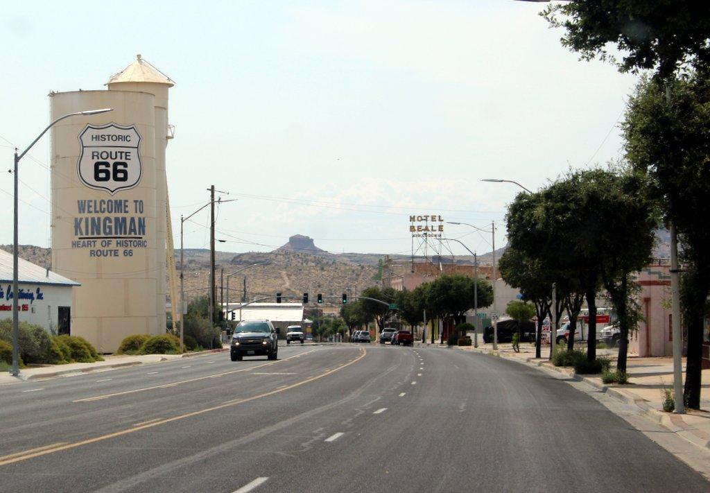 Route 66 og så'n